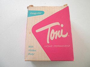 Toni Perm box