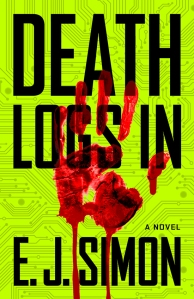 Death Logs In book cover