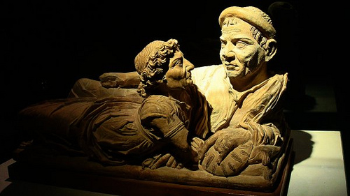 Estruscans married