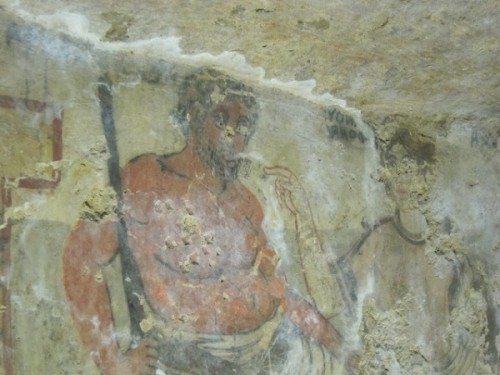 etruscan walls