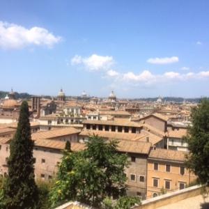 Rome campodoglio